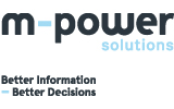 M-Power Solutions Logo